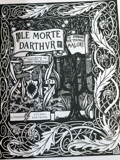 morte d arthur essays You have not saved any essays fate is known as the power supposed to determine the outcome of events i would classify king arthur's death in the day of destiny as fate the two dreams that arthur experienced were predictions and warned him of what was to come even though arthur was forewarned.