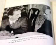 The Goebbels Diaries, 1942-1943 – Goebbels, Louis P. Lochner (1948) (1st ed)