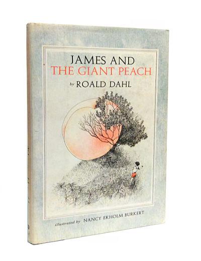 James And The Giant Peach Nancy Ekholm Burkert